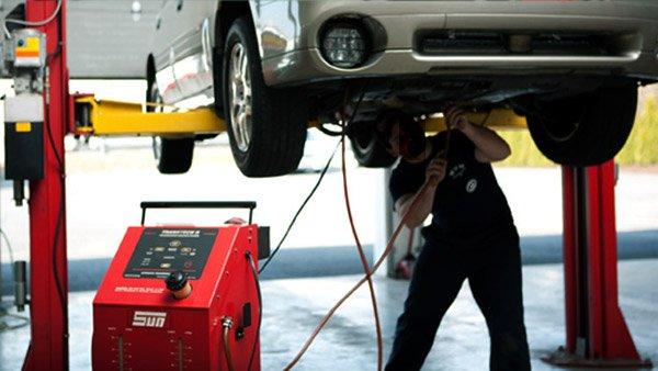Transmission Fluid Flush Services Preferred Transmissions
